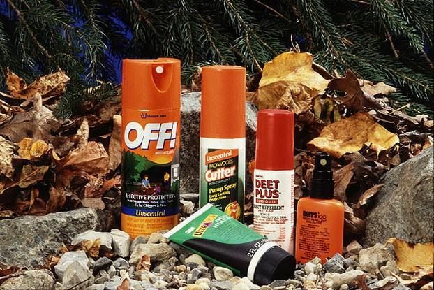 DEET products