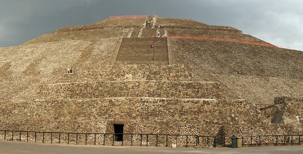 Teotihuacan: designated as UNESCO World Heritage Site in 1987