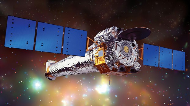 NASA/CXC/NGST (NASA/Chandra X-Ray Center/Next Generation Space Telescope