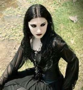 Gothic medieval Dresses