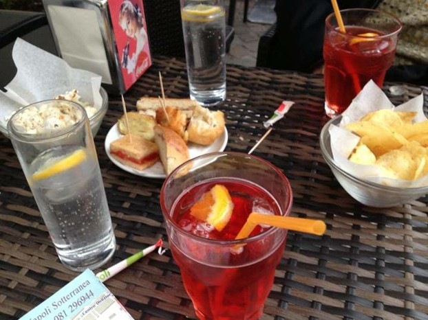Spritz in Naples