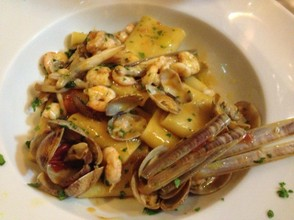 Fresh seafood and shellfish are also a major part of Salerno cuisine.