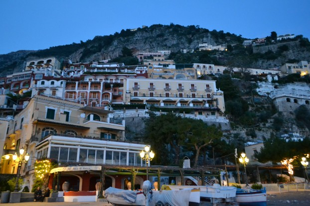 Beautiful Positano: An easy day trip from Salerno.