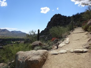 Pinnacle Peak Trail, Scottsdale AZ