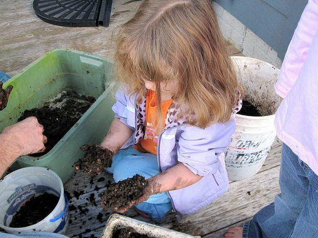 Get Your Kids Involved in Worm Farming