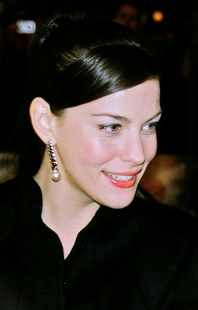 Liv Tyler, star of The Incredible Hulk