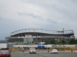 Denver's Sports Authority Field