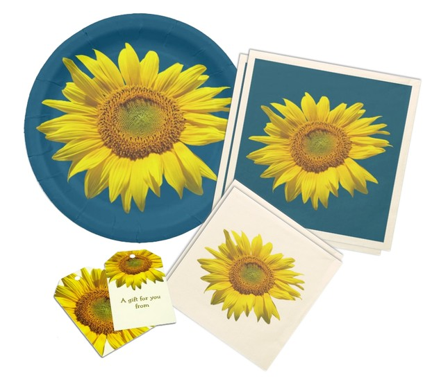 Sunflower Party Goods