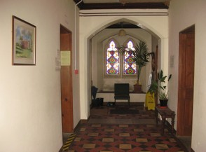 Inside the Priory