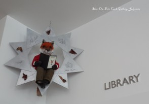 Invitation to the Libary