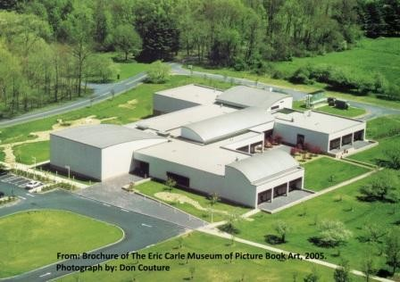 Eric Carle Museum From the Air