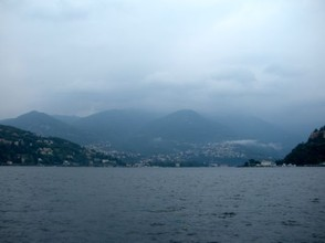 Lake Como is of course a known destination for many of the world's rich and famous.