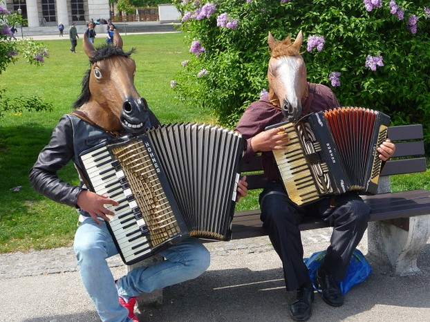 Entertainment in the Park, Vienna