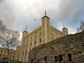 Another view of the White Tower.