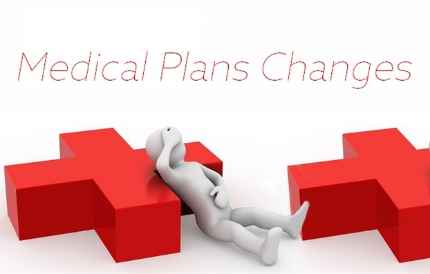 Medical plans changes