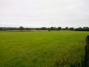 Cheshire farmland