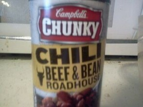 Chunky Roadhouse Chili