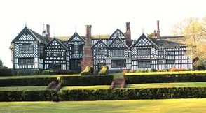 Bramhall hall and park