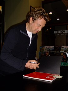 Andy Summers at a book signing in NYC 2006