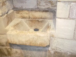 the 11th C sink