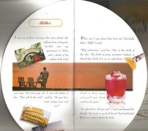 Campari Brochure Direct Mail
