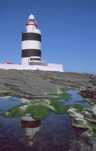 Hook Head headland, County Wexford, South East Ireland