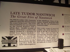 great fire of Nantwich