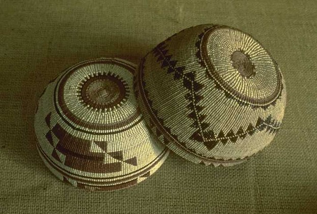 Basketry Caps