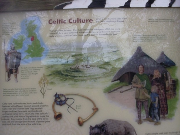 Celt display board