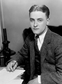 "Photograph of F. Scott Fitzgerald c. 1921, appearing ""The World's Work"" (June 1921 issue)"