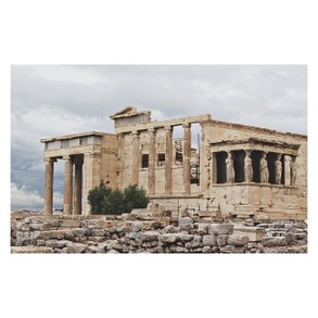 Erechtheion in Acropolis of Athens