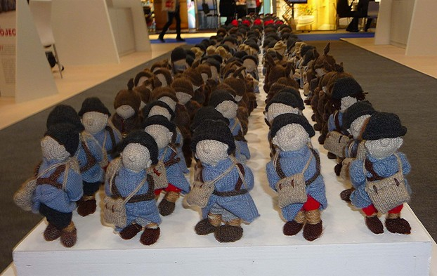 The Woollen Army