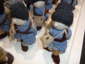 Soldier Dolls of the Woollen Army