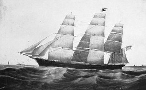 Sovereign of the Seas (1892 clipper ship)