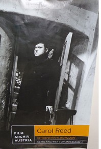 Orson Welles as The Third Man