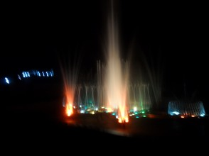 Musical Fountain in Yelagiri