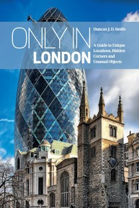 Only in London - Front Cover