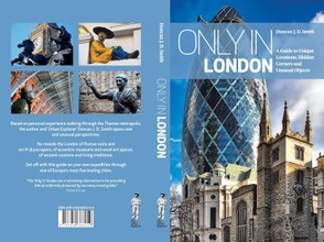 Only in London by Duncan J.D. Smith - Cover