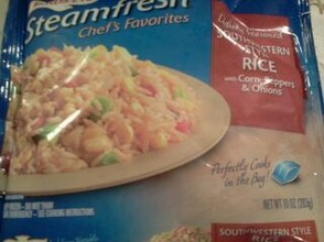 Steamfresh Southwestern Rice