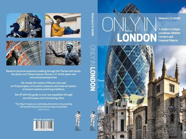 Only in London - Cover