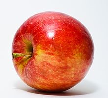 Apples raw or cooked without sugar
