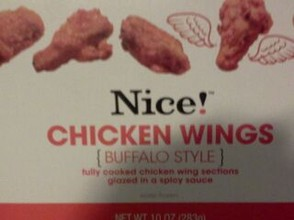 Nice! Chicken Wings