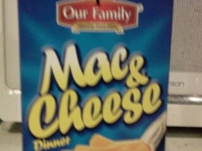 Our Family Macaroni and Cheese