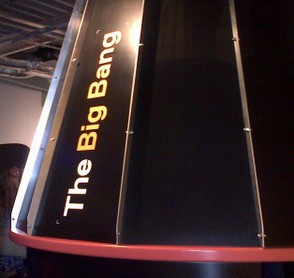 The big bang exhibit