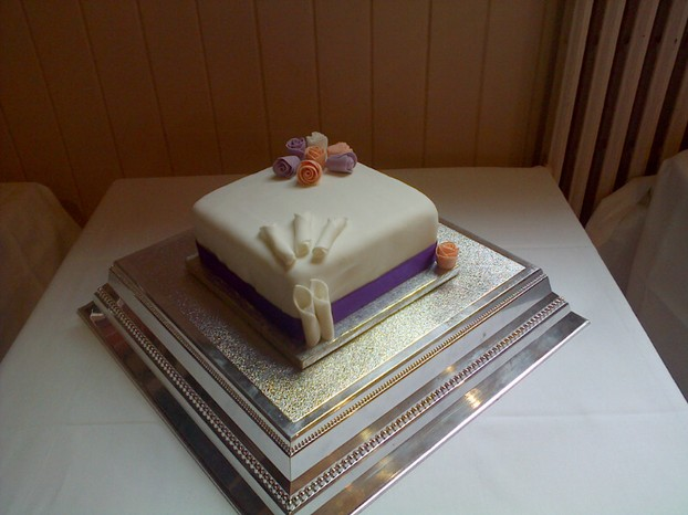 This is one of the 2 final cakes
