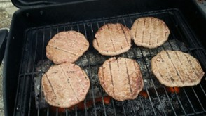 Kirkland Signature Hamburger Patties