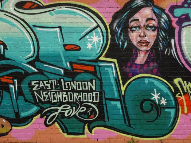 Welcome to East London