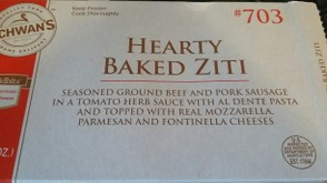 Hearty Baked Ziti