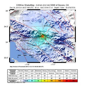 California Integrated Seismic Network