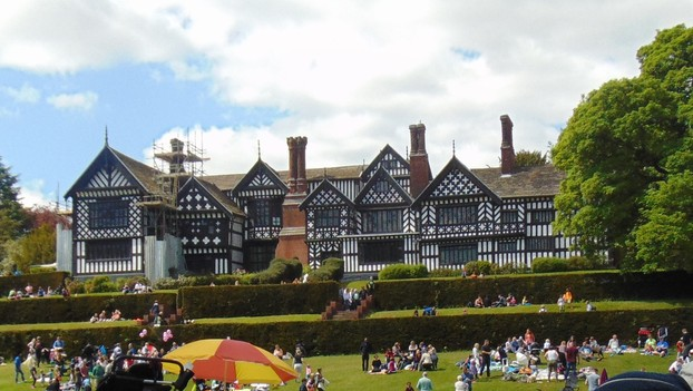 Bramall Hall 15/5/2016